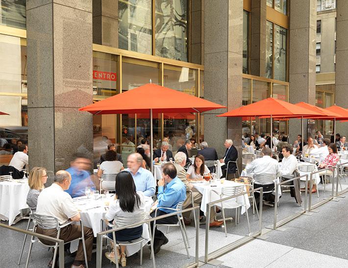 Restaurant near grand central cafe centro