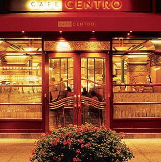 Cafe Centro - New York, NY