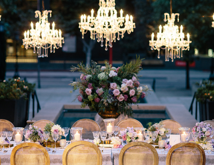 Garden Weddings Los Angeles