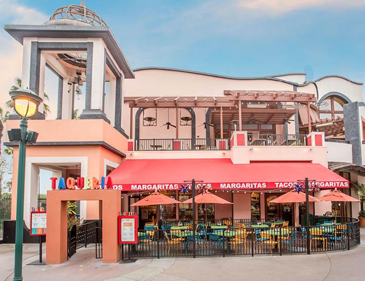 Mexican Food & Breakfast Downtown Disneyland