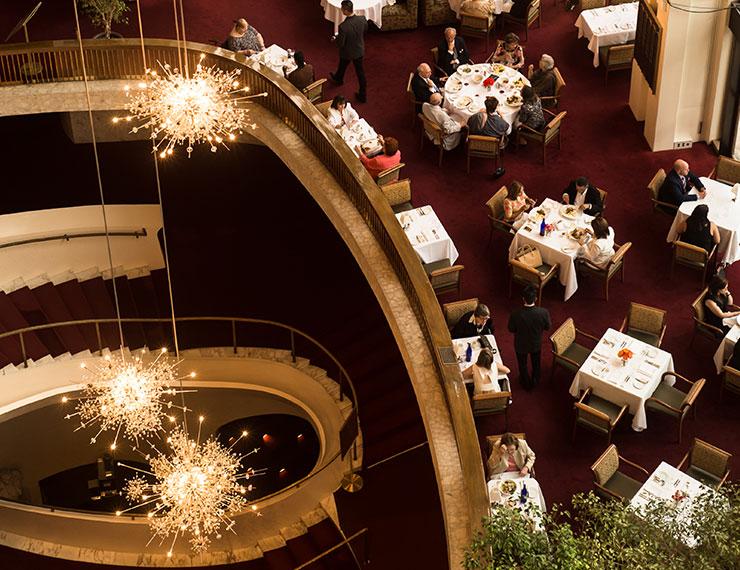 Fine Dining Metropolitan Opera