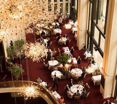 The Grand Tier Restaurant Lincoln Center Restaurant