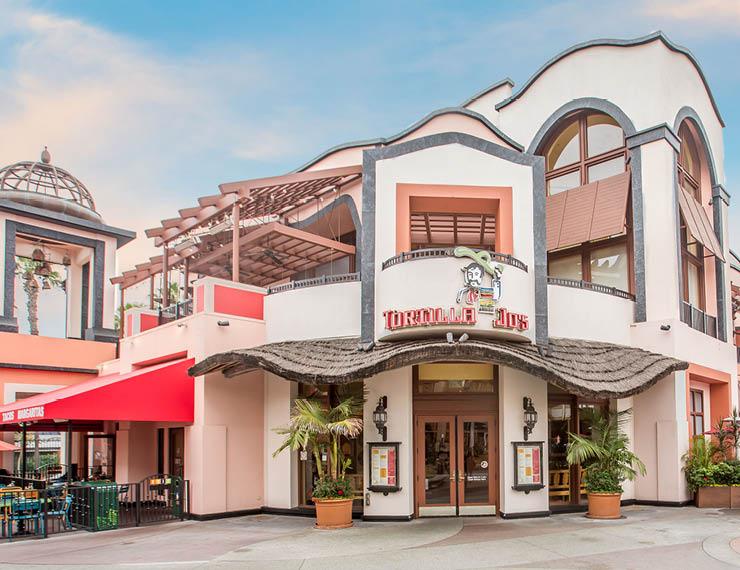 Mexican Restaurant Downtown Disney Anaheim