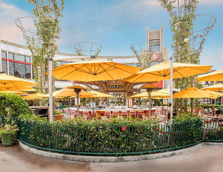 Casual Dining Restaurant Downtown Disney