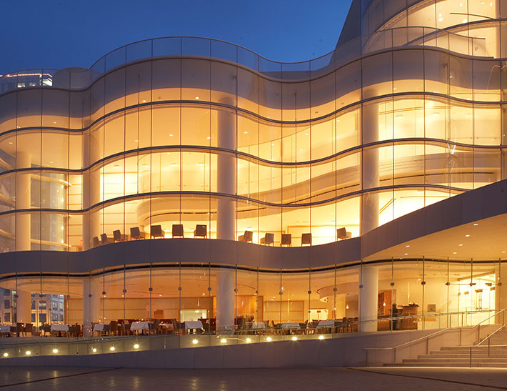 SEGERSTROM CENTER FOR THE ARTS RESTAURANT
