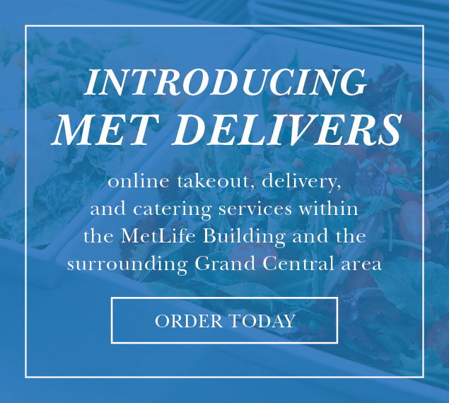 Introducing Met Delivers