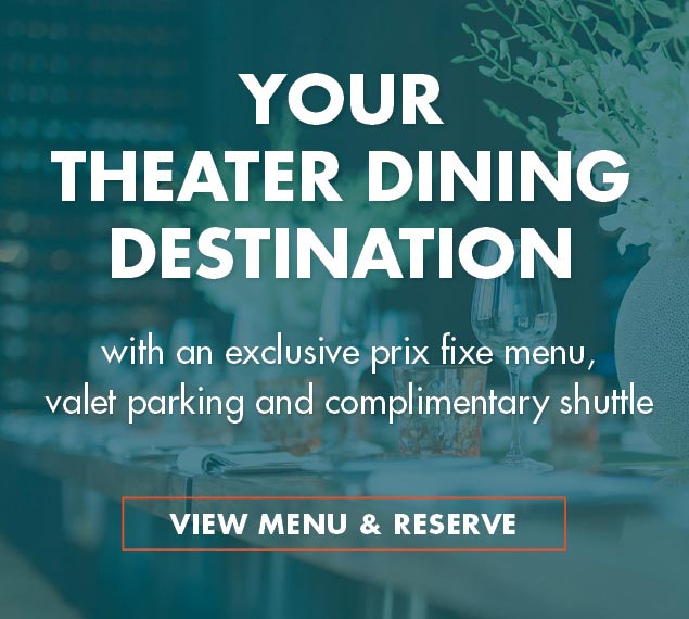 Your Theater Diner Destination