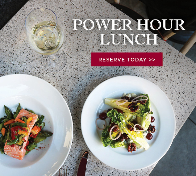 Power Hour Lunch Downtown LA