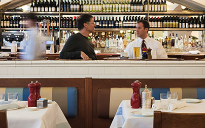 italian restaurant bar near grand central station serving the best