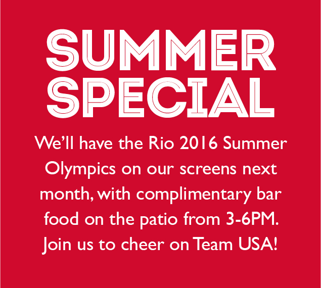 Olympic viewing parties at The Beer Bar