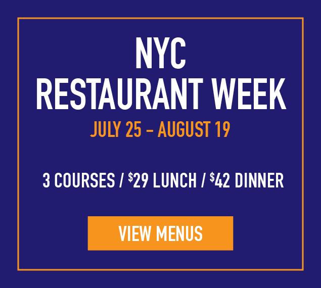 View Menu and Make Reservation at La Fonda del Sol for NYC Summer Restaurant Week 2016 | Jul. 25-Aug. 19