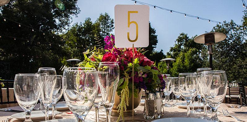 Real Weddings Patina Restaurant Group