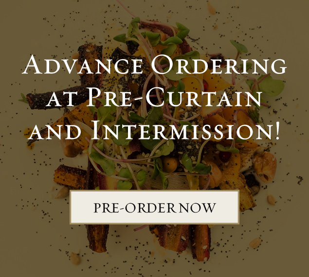 Grand Tier Advance ordering at Pre-curtain