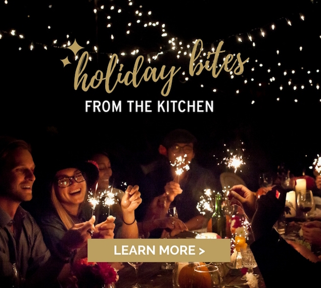 Holidays at The Kitchen