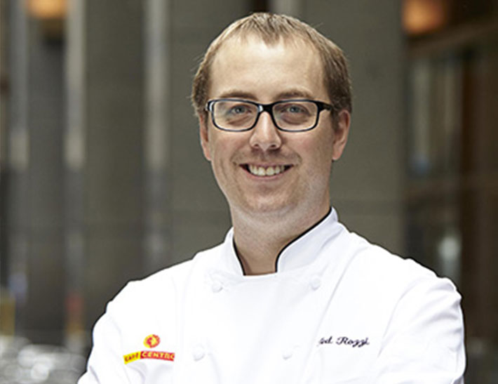 Executive Chef Ted Rozzi