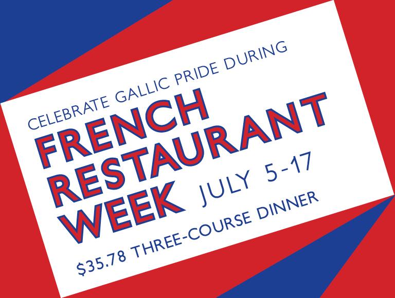 French Restaurant Week at Brasserie 8.5