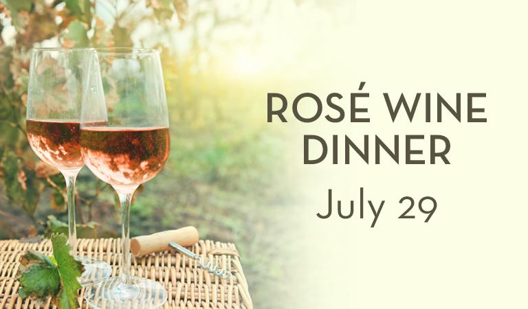 Wine Dinner Descanso Gardens