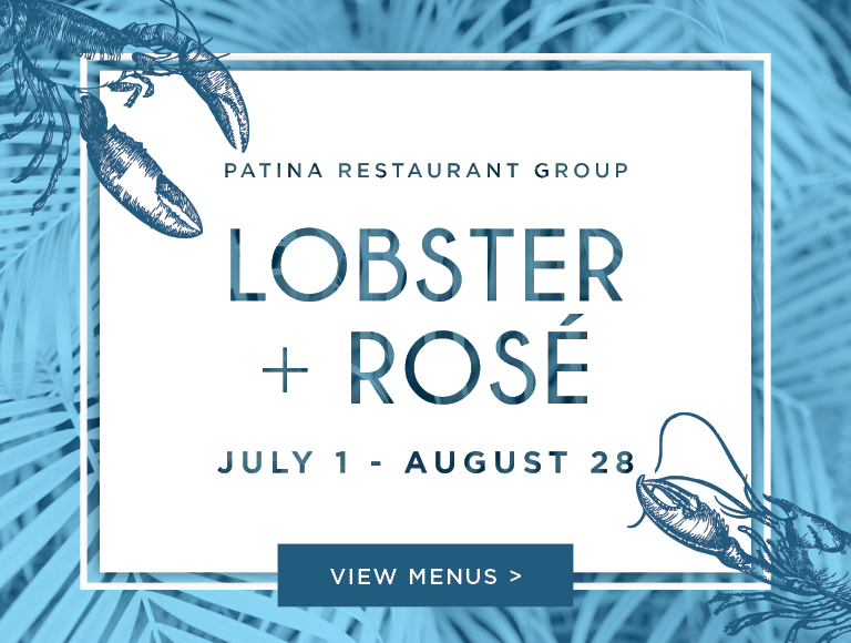 Lobster Wine Dinner LA