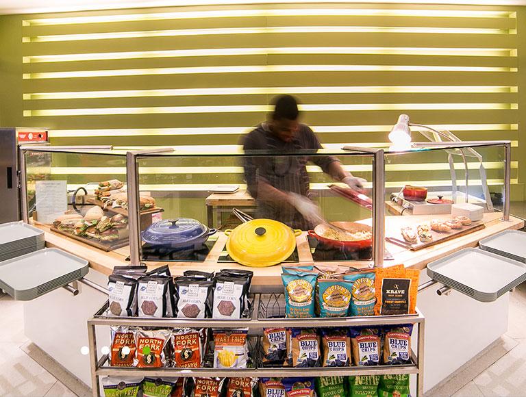 Cafe Quick Bites LA