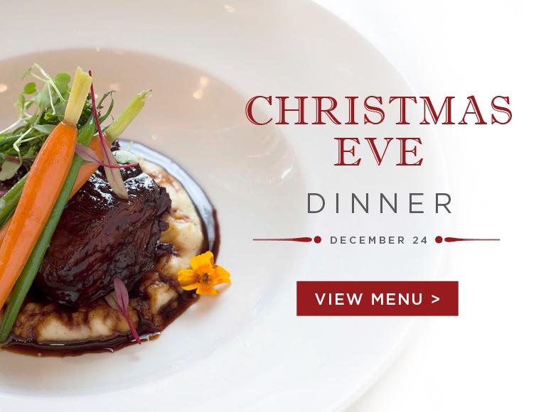 Christmas Eve Dinner Los Angeles