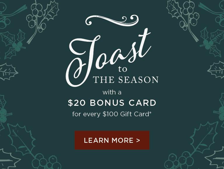 2016 Holiday Bonus