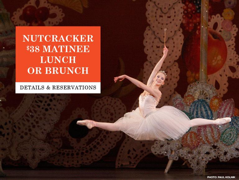 Nutcracker Lunch & Brunch