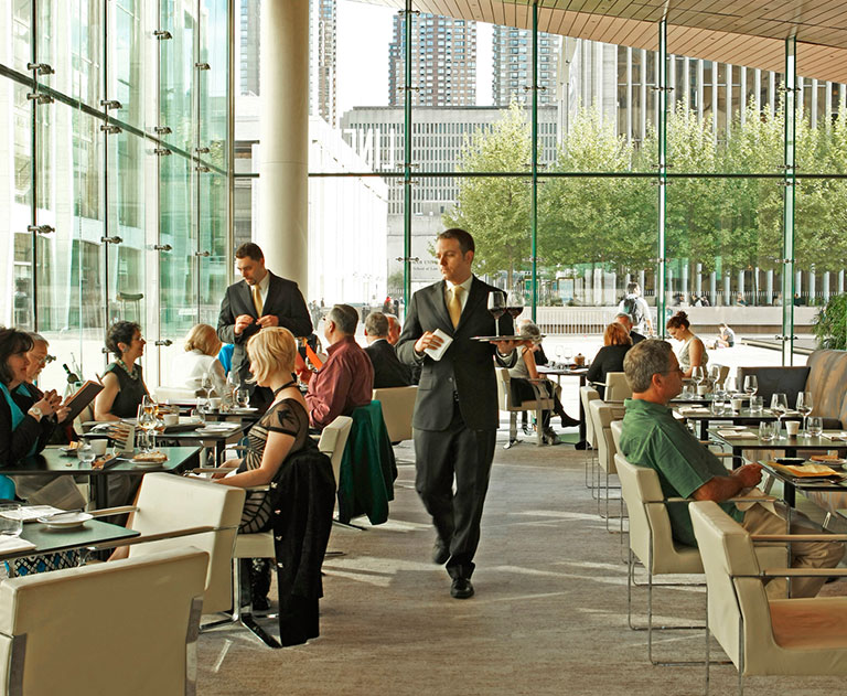 Fine Dining Restaurants near Lincoln Center