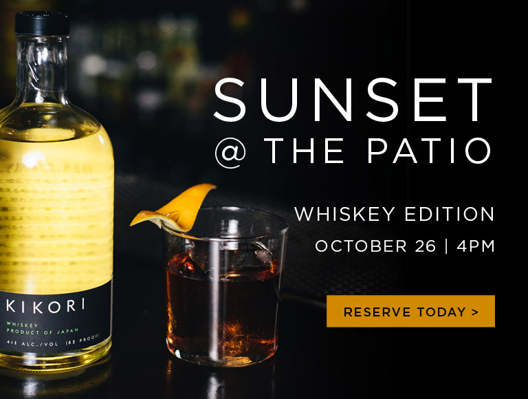 Whiskey Event in Downtown LA