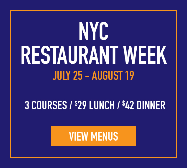 View Menu and Make Reservation at NICK + STEF'S STEAKHOUSE for NYC Summer Restaurant Week 2016   Jul. 25-Aug. 19