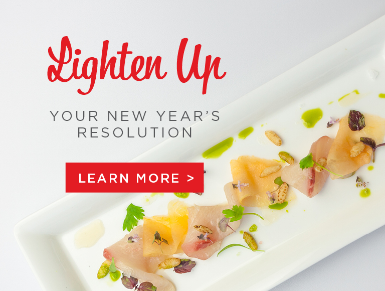 Lighten Up New Year's Eve - Ray's