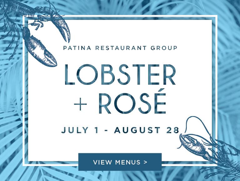Lobster Wine Dinner LA