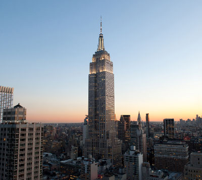 Empire State Building Restaurant