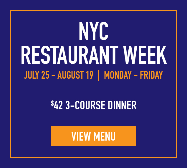 View Menu and Make Reservation at STELLA 34 for NYC Summer Restaurant Week 2016 | Jul. 25-Aug. 19