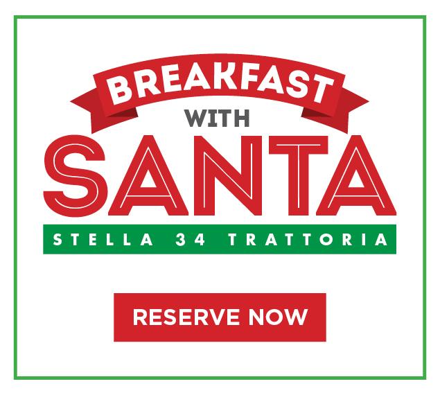 Breakfast With Santa at Stella 34