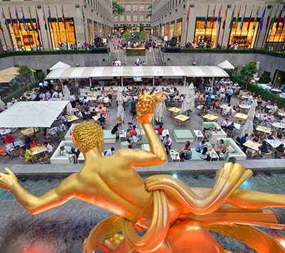 Best Rockefeller Center Restaurant