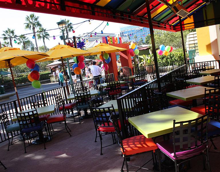 Disneyland Breakfast