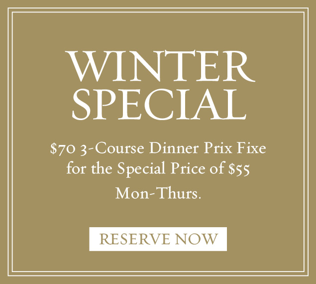 Winter Special click to reserve now