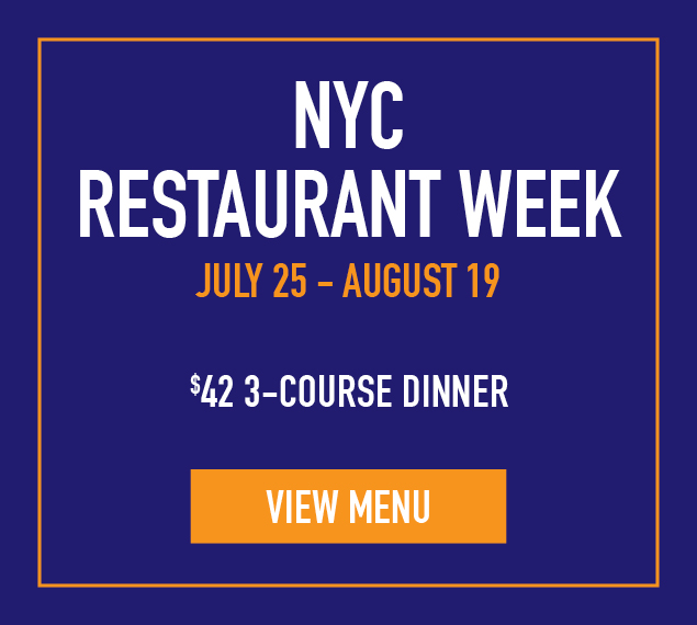 View Menu and Make Reservation at The Sea Grill for NYC Summer Restaurant Week | Jul. 25-Aug. 19