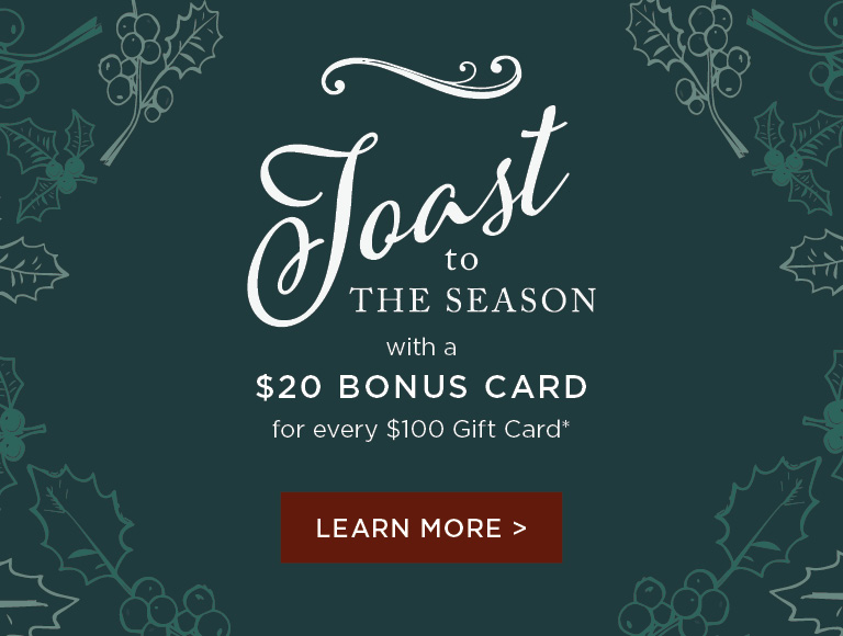 2016 Holiday Bonus