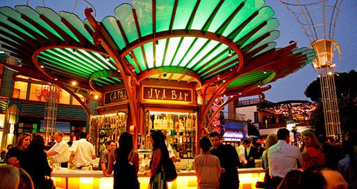 Bar in Disneyland
