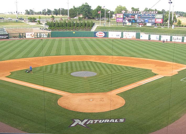 baseball diamond