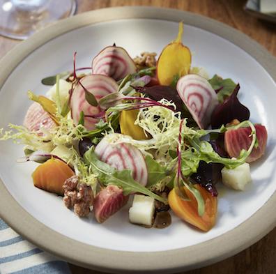 Salad at Maple Restaurant