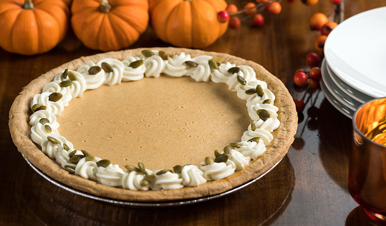 Thanksgiving Pies from Patina Restaurant Group