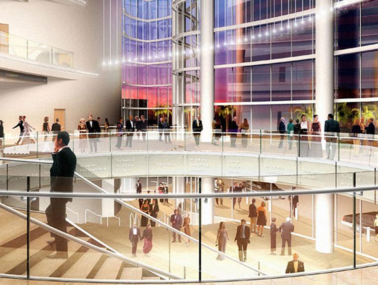 Concert Hall Lobby