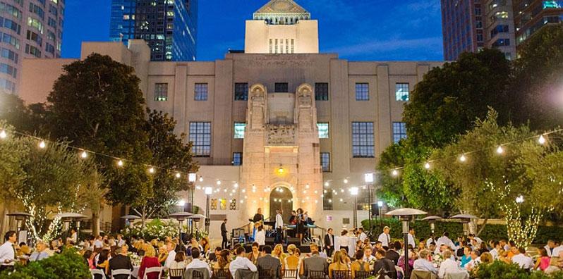 city wedding venue